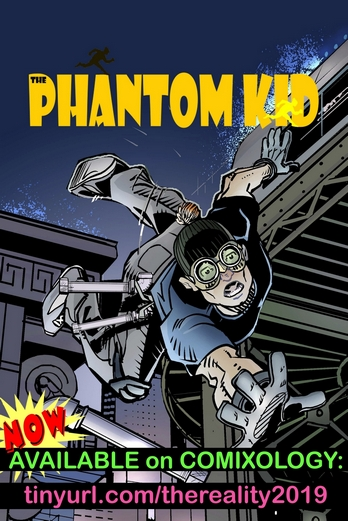 Phantom Kid comic book